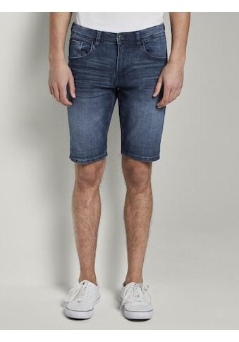 TOM TAILOR Denim Jeansshorts »Schlichte Denim Shorts« kaufen