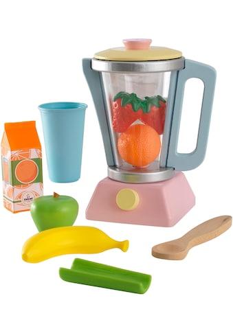 KidKraft® Kinder-Standmixer »Spielset Smoothie, pastell«, (12 tlg.) kaufen
