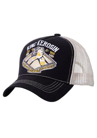 KingKerosin Trucker Cap »Stay Strong Forever«, mit Stickerei vorn kaufen