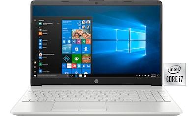 "HP Notebook »15-dw1271ng«, (39,6 cm/15,6 "" Intel Core i7 GeForce MX250\r\n 512 GB... kaufen"