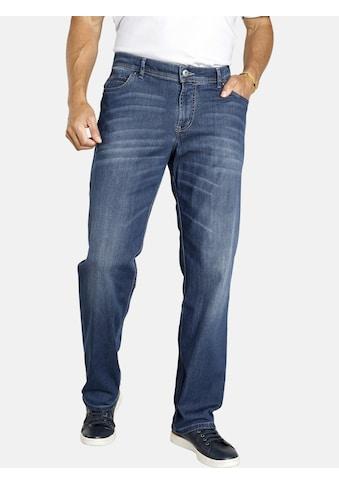 Jan Vanderstorm 5-Pocket-Jeans »WICKI«, aus bequemen Baumwoll-Mix kaufen