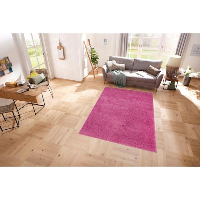 Hochflor-Teppich, »Bodrum«, my home, rechteckig, Höhe 30 mm, maschinell gewebt