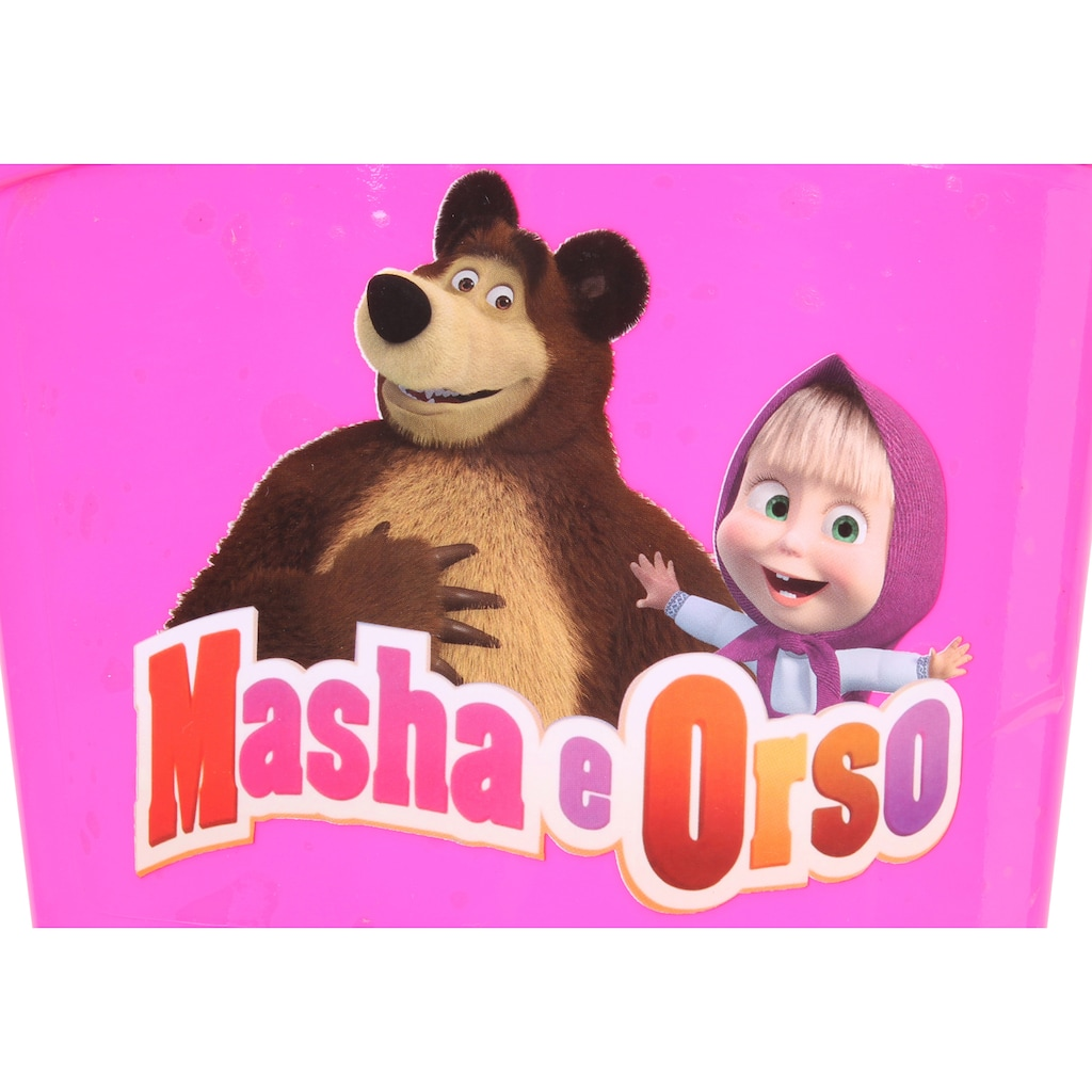 Masha and the bear Kinderfahrrad »Mascha und der Bär«