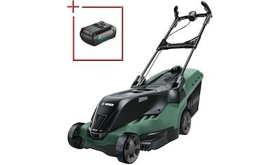 BOSCH Akku - Rasenmäher »Advanced Rotak 36 - 750«, 46 cm Schnittbreite, ohne Akku und Ladegerät kaufen