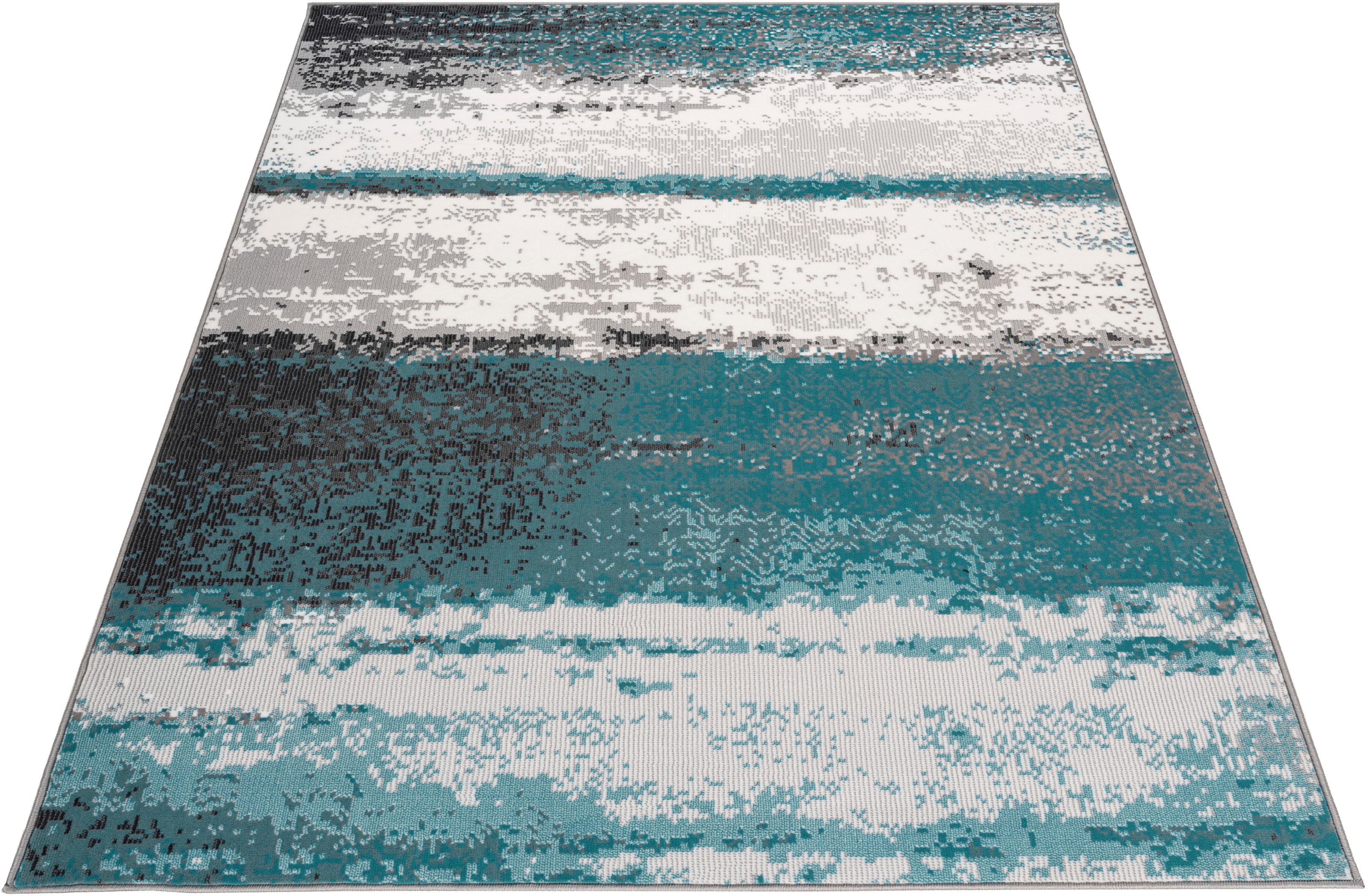 Teppich Arno my home rechteckig Höhe 10 mm maschinell gewebt