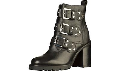Bronx High-Heel-Stiefelette »Leder« kaufen