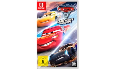 Warner Games Spiel »CARS 3: Driven to win«, Nintendo Switch, Software Pyramide kaufen