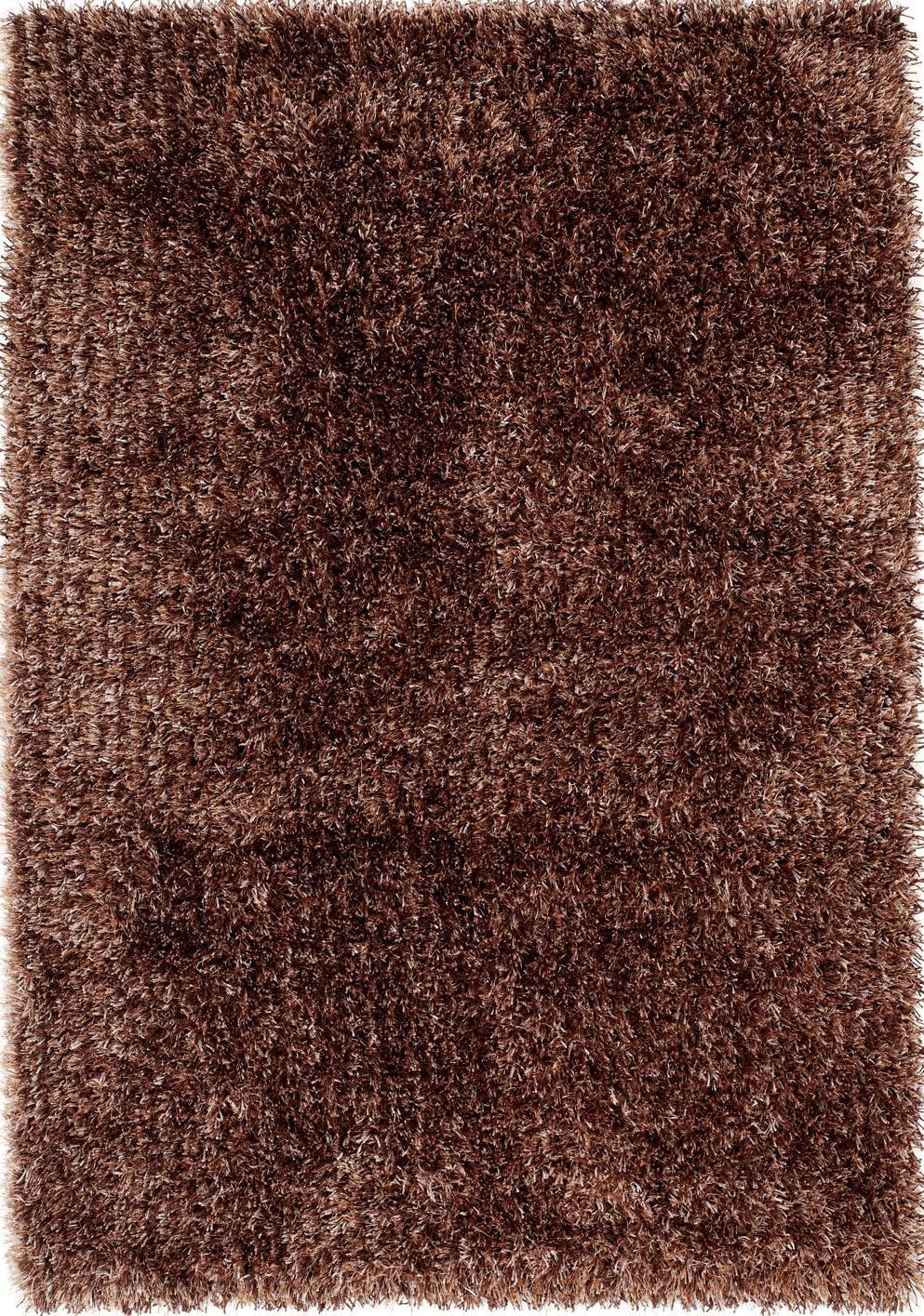 Hochflor-Teppich Rosemary Luxury OCI DIE TEPPICHMARKE rechteckig Höhe 48 mm handgetuftet