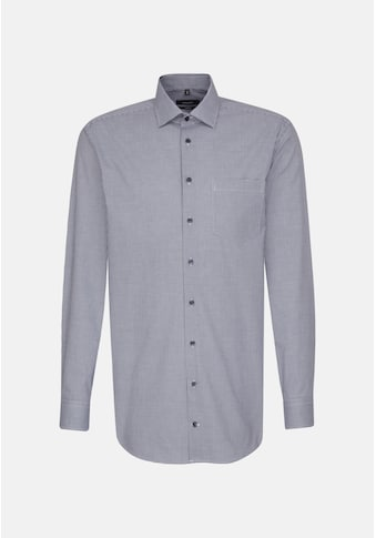 seidensticker Businesshemd »Comfort«, Comfort Extra langer Arm Kentkragen Karo kaufen
