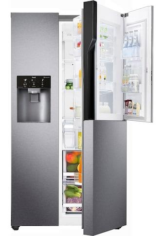 LG Side-by-Side, GSJ361DIDV, 179 cm hoch, 91,2 cm breit, Door-in-Door kaufen