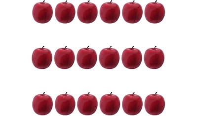 Creativ deco Dekoobjekt, Apfel, Ø ca. 8 cm kaufen