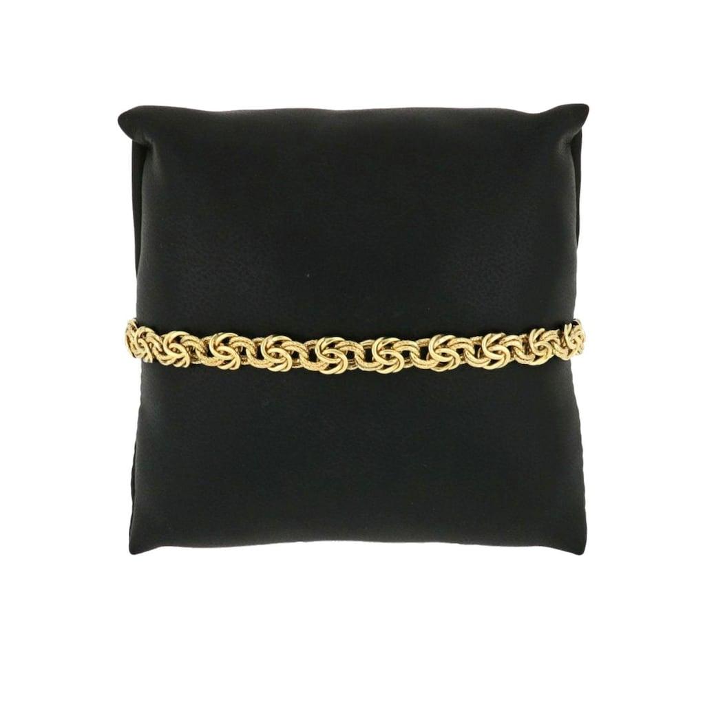 Firetti Königsarmband »7,4 mm breit, glanz, ziseliert«