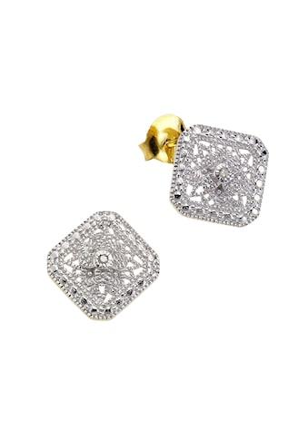 Diamonds by Ellen K. Ohrstecker »925/ -  Sterling Silber Diamant 0,021ct.« kaufen