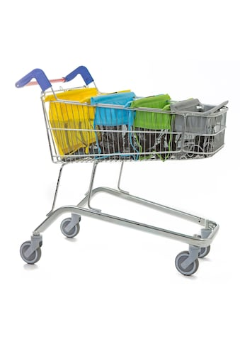 UPP Einkaufsshopper »Trolley Bags«, (Set, 4 tlg.), für Einkaufswagen, 4-teilig kaufen