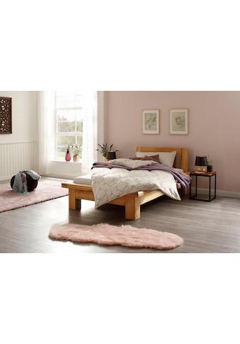Holzzone Bett »Cindy« kaufen