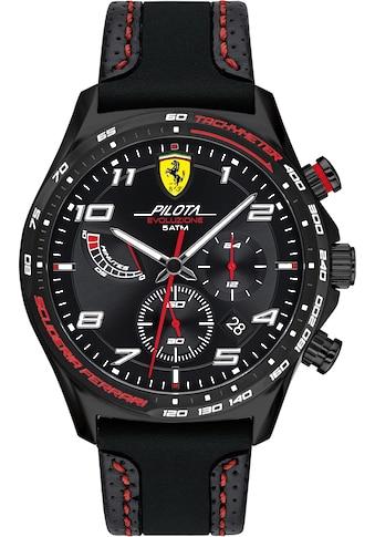 Scuderia Ferrari Chronograph »PILOTA EVO, 830717« kaufen