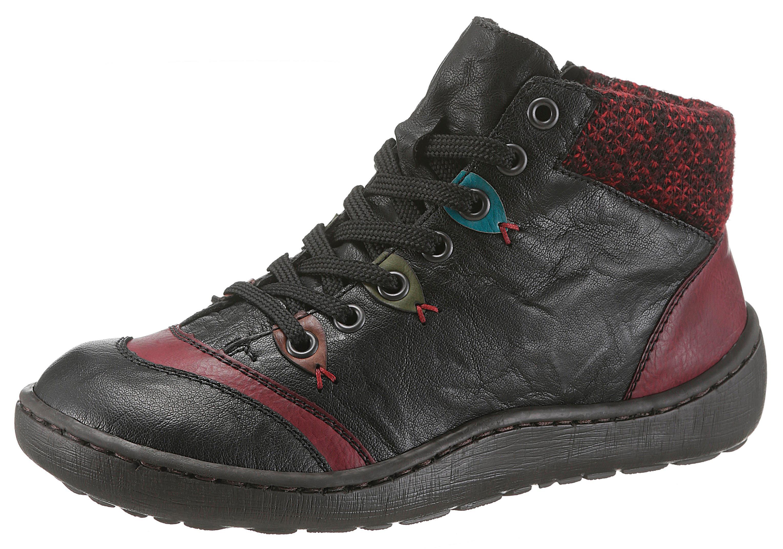 Rieker Schnürboots | Schuhe > Boots > Schnürboots | Rieker