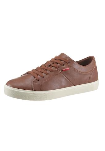Levi's® Sneaker »WOODWARD«, mit Label kaufen