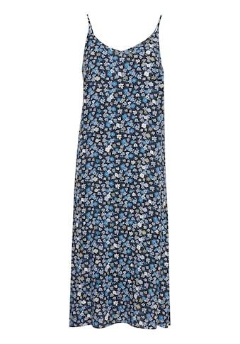 b.young Druckkleid »BYMMJOELLA SLIP DRESS«, Langes Kleid mit Print kaufen