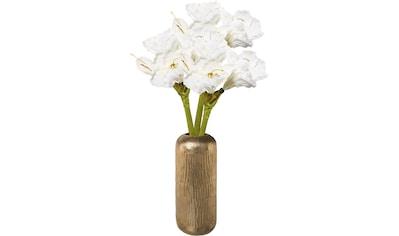 Kunstblume »Amaryllis«, mit Vase kaufen
