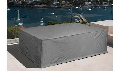 KONIFERA Schutzplane »Lorca«, für ein Loungeset, (L/B/H): ca. 134x194x77 cm kaufen