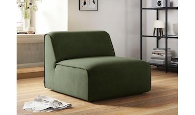 COUCH♥ Sessel »Fettes Polster«, als Modul oder separat verwendbar, viele Module für... kaufen