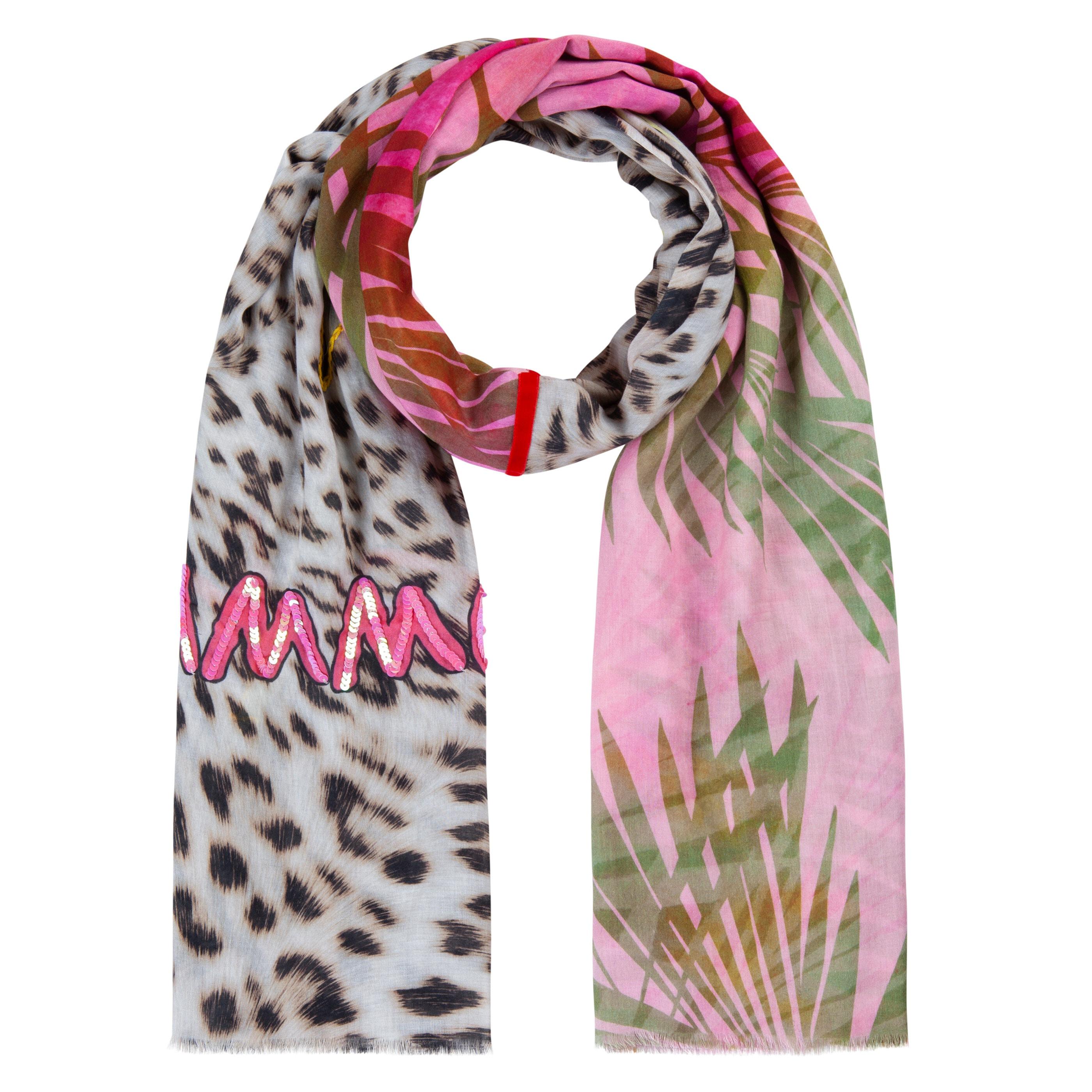 codello -  Pareo, mit Glamour Appeal aus Baumwolle und Modal