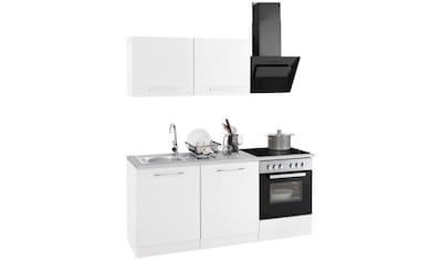 HELD MÖBEL Küchenzeile »Mito«, mit E-Geräten, Breite 180 cm kaufen