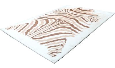 Hochflor - Teppich, »Rabbit 400«, Arte Espina, rechteckig, Höhe 30 mm, handgetuftet kaufen