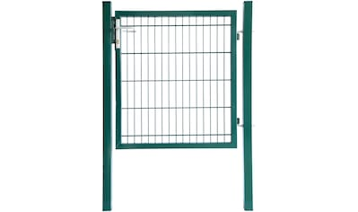 HOME DELUXE Zaun - Einzeltür 120 cm hoch, 1 m breit kaufen