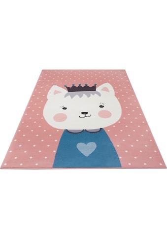 HANSE Home Kinderteppich »Kitty Bonny«, rechteckig, 9 mm Höhe kaufen