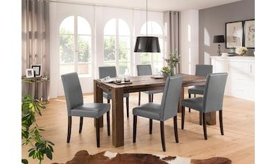 Home affaire Essgruppe »Livara« (Set, 7 - tlg) kaufen