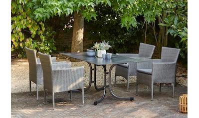 Siena Garden Gartenmöbelset »Padova«, (5 tlg.) kaufen