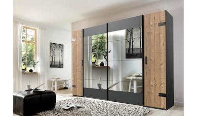 Wimex Schwebetürenschrank »Stockholm«, mit Spiegel kaufen
