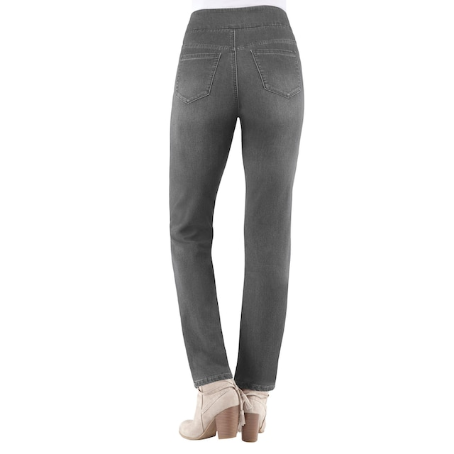 Casual Looks Jeans in beliebter 5-Pocket-Form