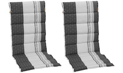 GO - DE Sesselauflage »Amalfi«, (L/B): ca. 140x48 cm kaufen
