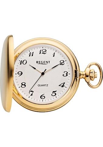 Regent Taschenuhr »P23«, (Set, 2 tlg., inkl. Kette) kaufen