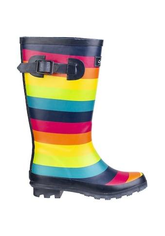 Cotswold Gummistiefel »Kinder Regenbogen« kaufen