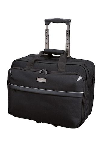 LIGHTPAK® Business-Trolley »XRay«, 2 Rollen, mit Laptopfach kaufen