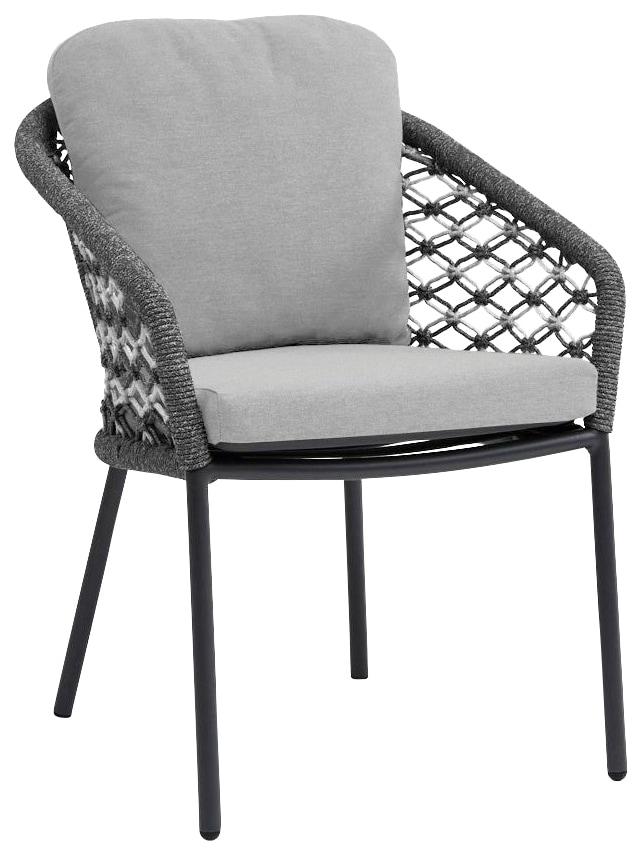 BEST Sessel Mali Aluminium stapelbar inkl Auflagen