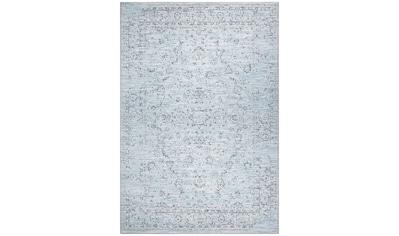 Home affaire Teppich »Sophia«, rechteckig, 3 mm Höhe, In- und Outdoor geeignet, Vintage, Wohnzimmer kaufen