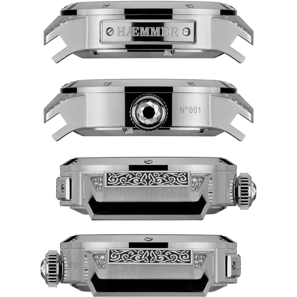 HAEMMER GERMANY Automatikuhr »DIVINE, GL-200«