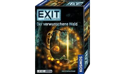 """Kosmos Spiel, """"EXIT  -  Der verwunschene Wald"""" kaufen"""
