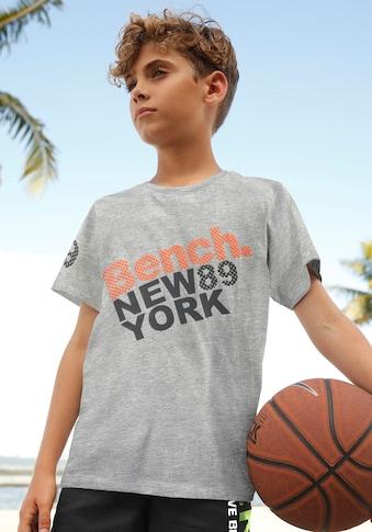 Bench. T-Shirt »NEW YORK 89« kaufen