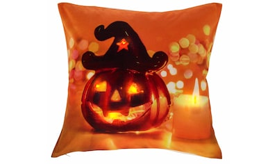 Kissenhülle, »Pumpkin/Kürbis«, my home kaufen