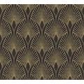 LIVINGWALLS Vliestapete »New Walls 50's Glam Art Deco Optik«