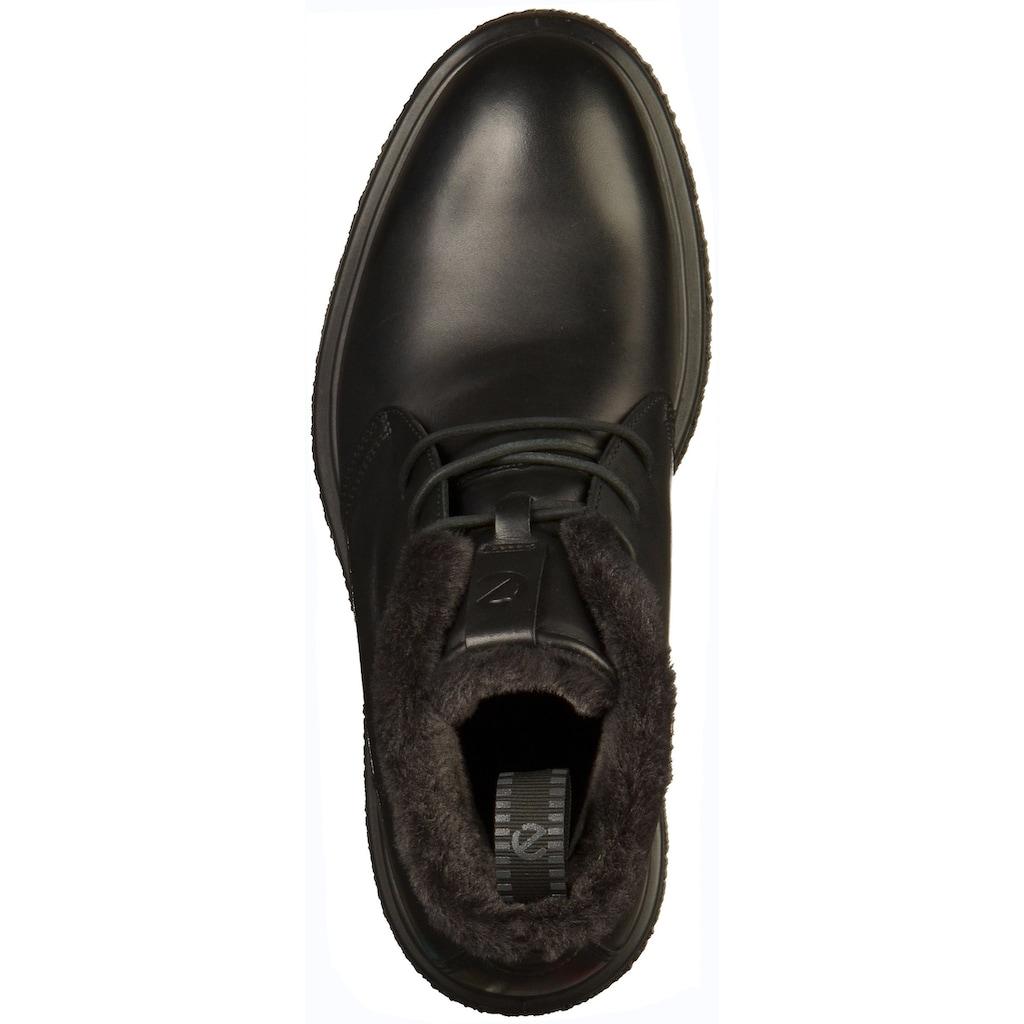 Ecco Schnürstiefelette »Leder«