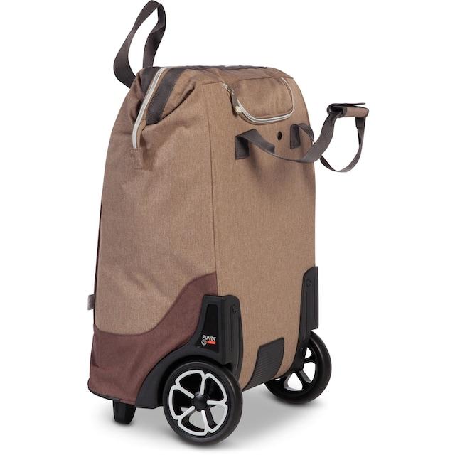"""fabrizio® Einkaufstrolley """"Punta Wheel"""", 40 Liter"""