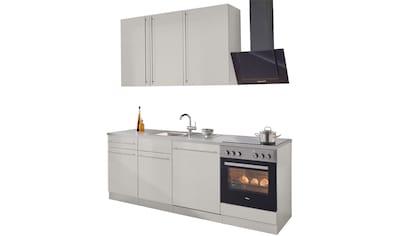 wiho Küchen Küchenzeile »Chicago« kaufen