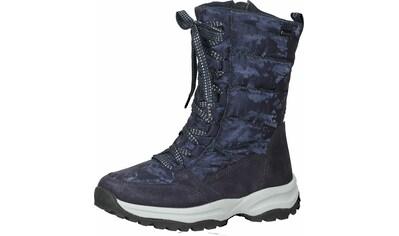 Richter Snowboots »Veloursleder/Textil« kaufen